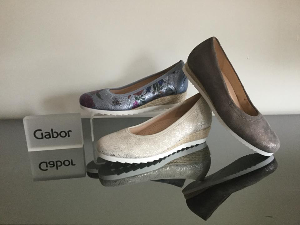 Nieuwe collectie Gabor 4 Schoenenmode Marga de Goede